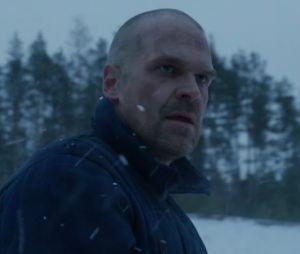 """Teaser da 4ª temporada de """"Stranger Things"""" revela que Hopper (David Harbour) está vivo"""