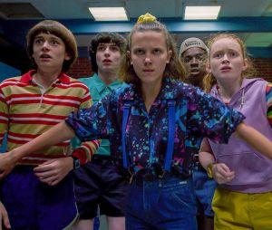 """Netflix divulga vídeo com elenco de """"Stranger Things"""" fazendo a leitura do roteiro da 4ª temporada"""