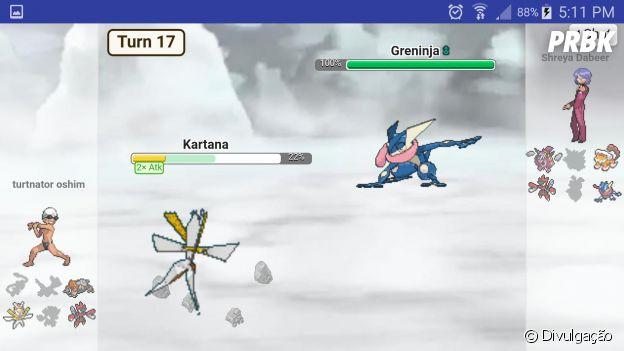 """""""Pokemón Showdown"""" é uma versão mais simples e em batalhas do clássico dos monstros"""