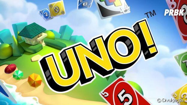 """""""UNO!"""" é um clássico que foi adaptado para uma versão online"""