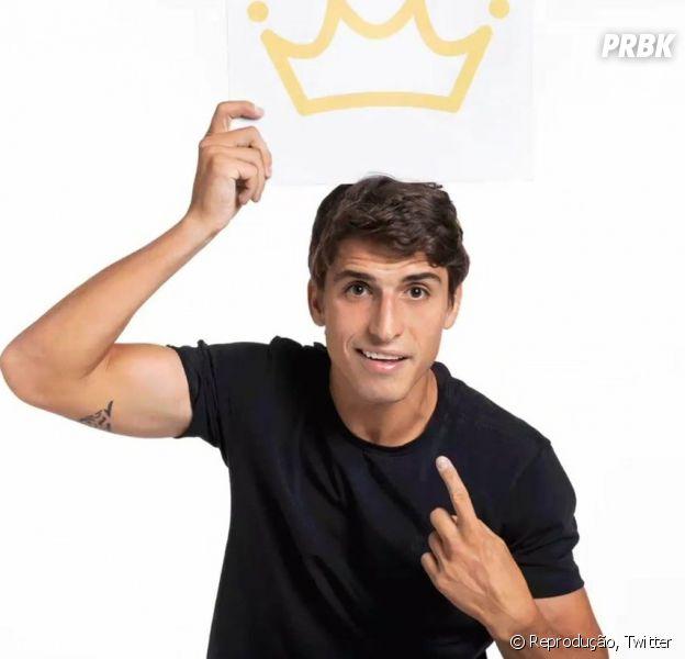 """""""BBB20"""": Felipe Prior se aproxima de Neymar após sua eliminação"""