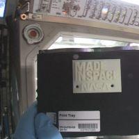 Impressora 3D imprime peça no Espaço pela primeira vez
