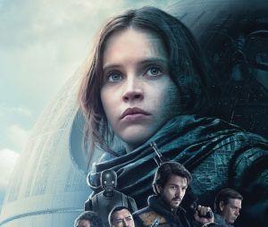 """""""Rogue One: Uma História Star Wars"""" foi um spin-off, situado cronologicamente na saga logo antes de Episódio IV, que foi sucesso de bilheteria"""
