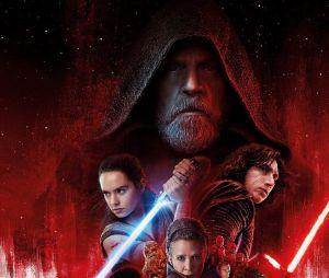 """""""Star Wars: Episódio VIII - Os Últimos Jedi"""": continua a história de Luke Skywalker (Mark Hamill), agora com Rey (Daisy Ridley) e Kylo Ren (Adam Driver) como lados opostos"""