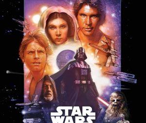 """""""Star Wars: Episódio IV - Uma Nova Esperança"""": é o primeiro filme da saga a ser lançado, no ano de 1977"""