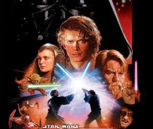 """""""Star Wars: Episódio III - A Vingança dos Sith"""": mostra a dúvida de Anakin Skywalker (Hayden Christensen) sobre ser um mestre Jedi ou sucumbir ao Lado Negro da Força, se tornando Darth Vader"""
