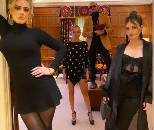 Adele aparece magra na internet e choca seguidores no Instagram