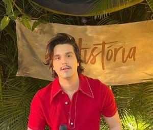 """Luan Santana fez a live """"História"""" e arrecadou milhões de doações para o combate ao Covid-19"""