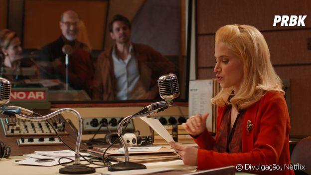 """""""Coisa Mais Linda"""": Thereza (Mel Lisboa) trabalhará em uma rádio na segunda temporada"""