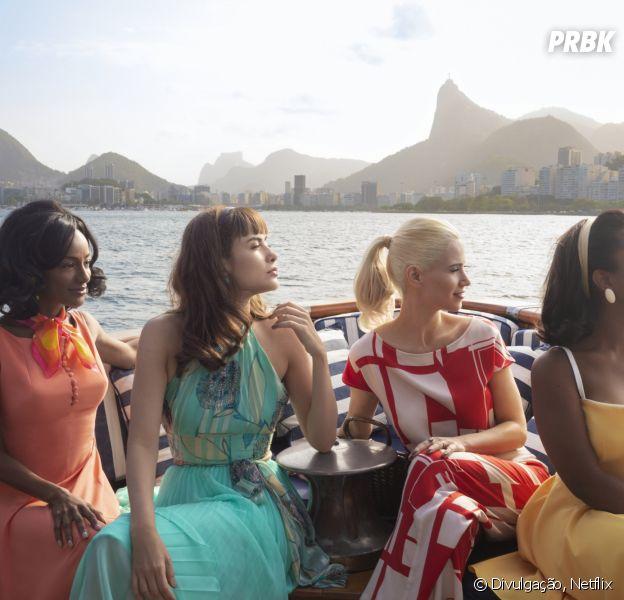 """""""Coisa Mais Linda"""" estreia sua segunda temporada no dia 19 de junho na Netflix"""