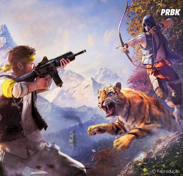 """Novo patch conserta os bugs em """"Far Cry 4"""" para consoles Xbox"""