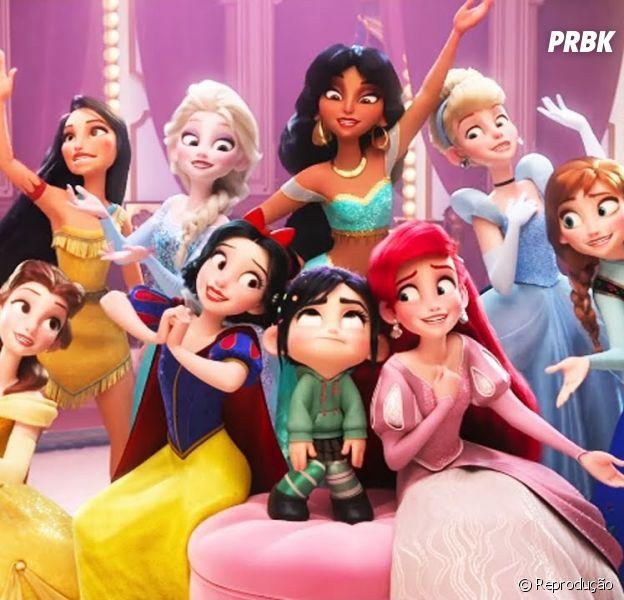 Adivinhe qual é a princesa da Disney apenas pela descrição?
