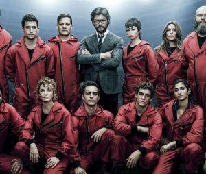 """La Casa de Papel"" já tem quatro temporadas disponíveis na Netflix"