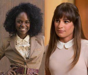 """Ex-atriz de """"Glee"""", Samantha Marie Ware, acusou Lea Michele de racismo, recentemente, e ainda recebeu apoio do elenco"""