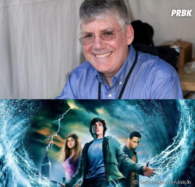 """""""Percy Jackson"""": Rick Riordan, autor da saga, reclama dos filmes e promete vão consertar isso em breve"""