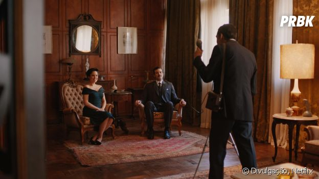 """Em """"Coisa Mais Linda"""", Lígia (Fernanda Vasconcellos) e Augusto (Gustavo Vaz) viviam um relacionamento extremamente abusivo na 1ª temporada"""