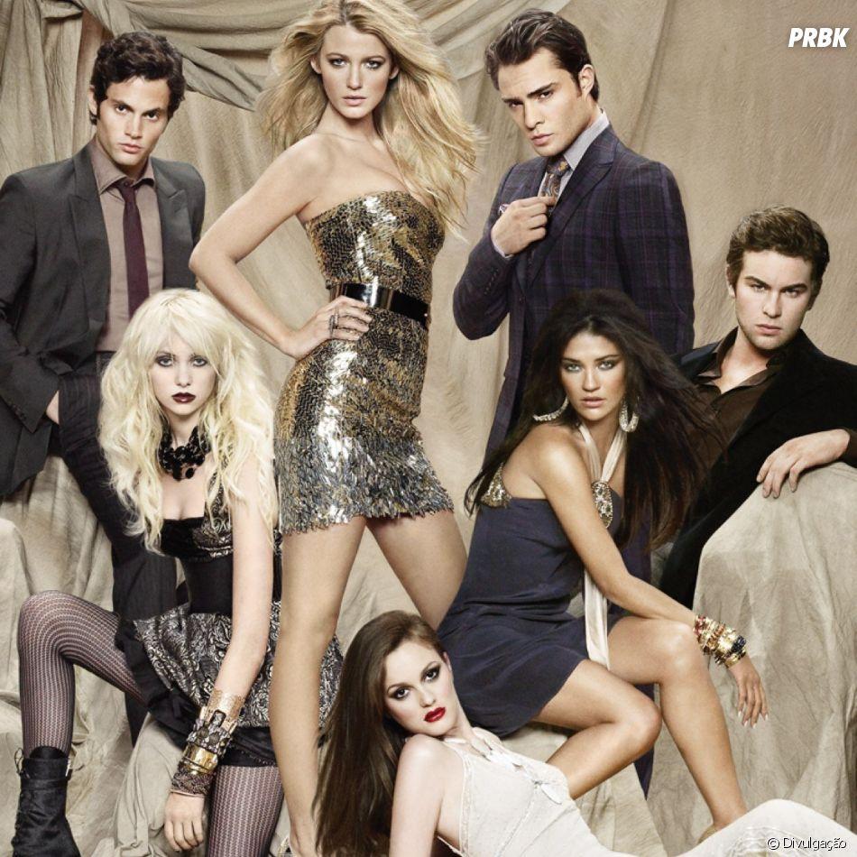 """Chace Crawford e Penn Badgley, de """"Gossip Girl"""", admitem não assistir à série"""