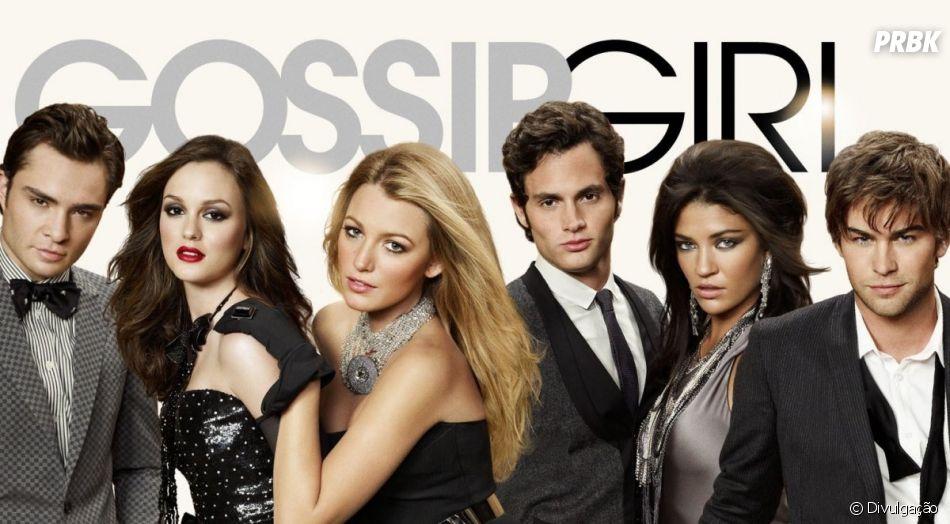 """Em live, Chace Crawford convida Penn Badgley para rever """"Gossip Girl"""""""
