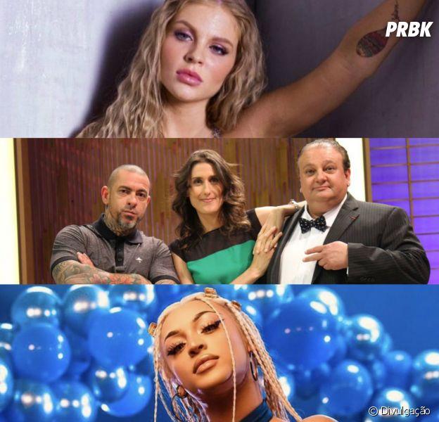 """""""MasterChef Brasil"""": 7ª temporada receberá Luísa Sonza, Pabllo Vittar e mais famosos"""