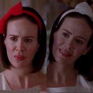 """Duelo """"American Horror Story"""": Dot (Sarah Paulson) ou Bette? Qual é a sua gêmea favorita?"""