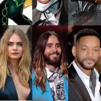"""Cara Delevingne, Jared Leto e outras estrelas são confirmadas no filme """"Esquadrão Suicida"""""""