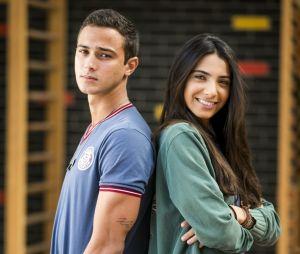 """Quiz """"Malhação"""": Pérola (Rayssa Bratillieri) e Márcio (André Frambach) representam você e o crush?"""