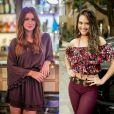 """Quiz """"Totalmente Demais"""": você é mais Eliza (Marina Ruy Barbosa) ou Cassandra (Juliana Paiva)?"""