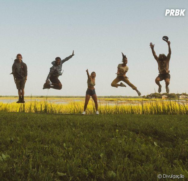 """""""Outer Banks"""": elenco começa a gravar 2ª temporada"""