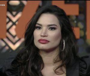 """""""Fazenda"""": Raissa tem crise após ser indicada para a Roça nesta terça (15)"""