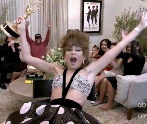 Emmy 2020: Zendaya é mais jovem e segunda mulher negra a vencer na categoria Melhor Atriz de Série de Drama