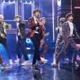 BTS fará performances todas as noites durante o #BTSWEEK no programa do Jimmy Fallon! Veja foto