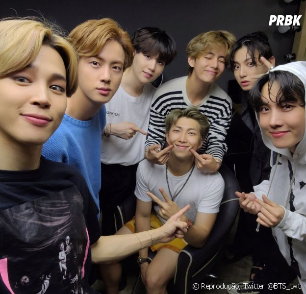 "BTS vai estar no ""The Tonight Show"", do Jimmy Fallon, por uma semana"