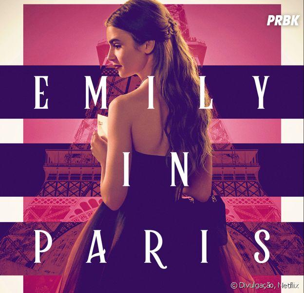 """""""Emily em Paris"""": confira o instagram do elenco da nova série da Netflix"""