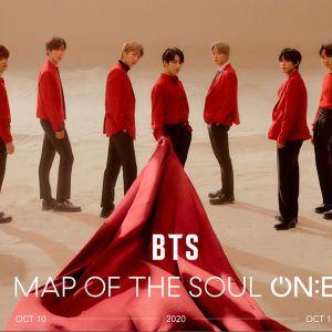 """O que podemos esperar do """"MAP OF THE SOUL ON:E"""", shows on-line do BTS?"""