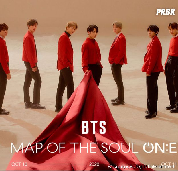 "BTS ""MAP OF THE SOUL ON:E"": o que esperar dos shows on-line?"