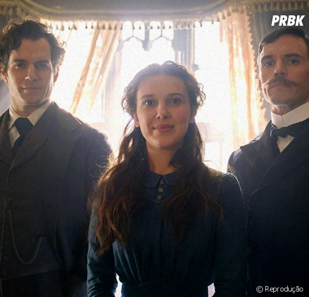 Quiz dos irmãos: será que a sua relação é parecida com a de Enola (Millie Bobby Brown), Sherlock (Henry Cavill) eMycroft (Sam Claflin)?