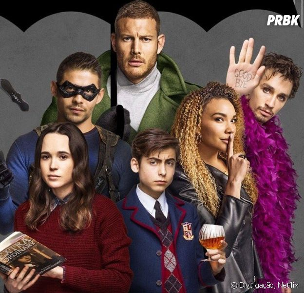 """The Umbrella Academy"": Netflix confirma 3ª temporada"