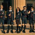 """""""The Umbrella Academy"""": Netflix garante novos ícones dos personagens para 3ª temporada"""