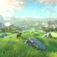"""""""The Legend of Zelda"""": Comparamos o novo game da Nintendo com a primeira versão de 1986"""