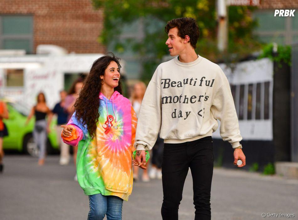 Camila Cabello e Shawn Mendes enfrentaram dificuldades no relacionamento por conta da ansiedade