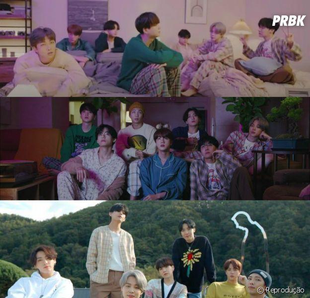 """Quiz BTS: qual MV de """"Life Goes On"""" mais combina com você?"""