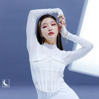 Chungha testa positivo para COVID-19 e gravadora rebate boatos sobre quadro de saúde da cantora
