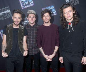 One Direction deu uma pausa no grupo em 2016