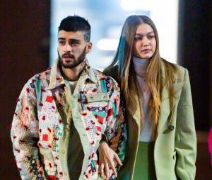 Zayn Malik foi o primeito integrante a sair do One Direction e recentemente teve uma filha com a modelo Gigi Hadid
