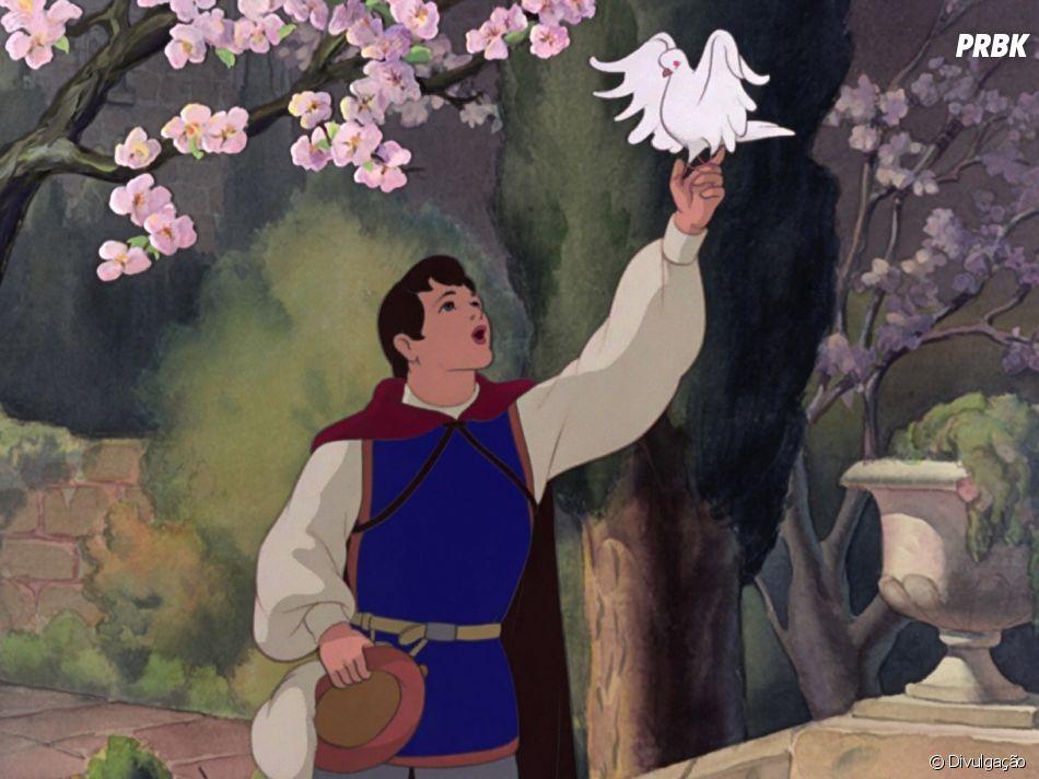 Você sabe o nome destes príncipes da Disney?