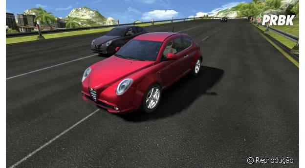 """""""GT Racing 2"""" tem mais de 71 veículos diferentes para escolher"""