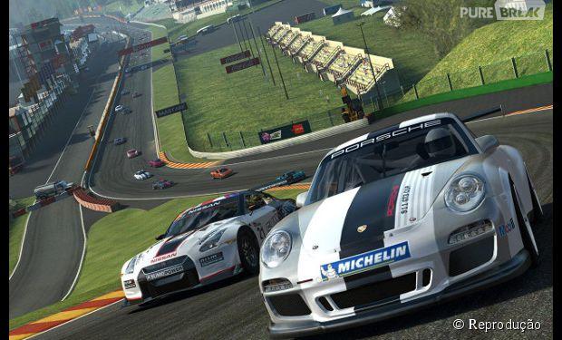 5 opções de simuladores de corrida para acelerar tudo no celular