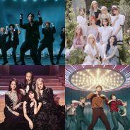 BTS, BLACKPINK, TWICE e mais: Qual o melhor MV de 2020? Vote