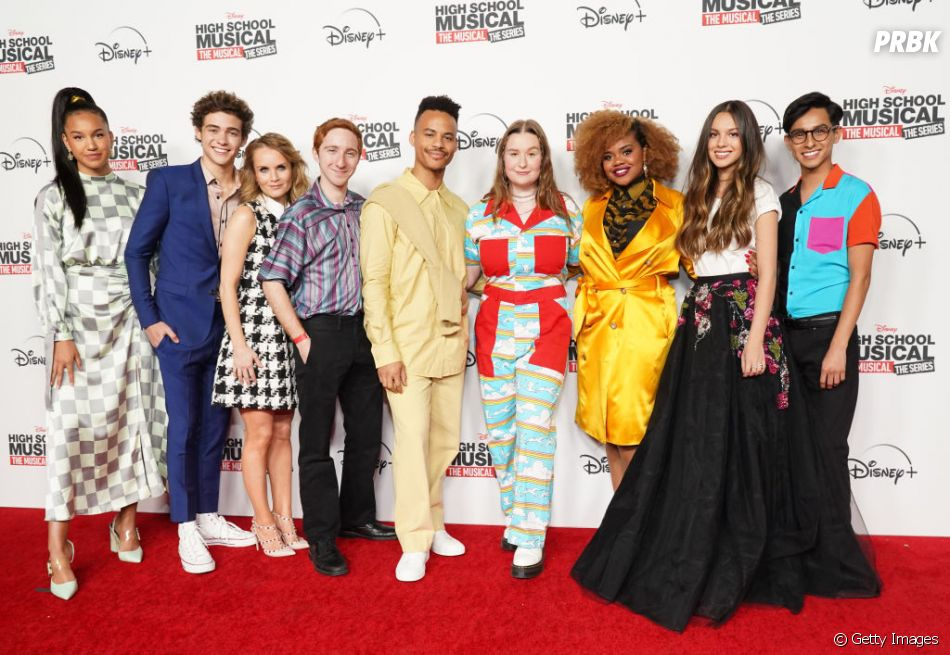 """Olivia Rodrigo faz parte do elenco da série de """"High School Musical"""""""