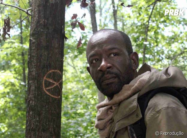 "A volta de Morgan (Lennie James) está agitando os fãs de ""The Walking Dead""!"